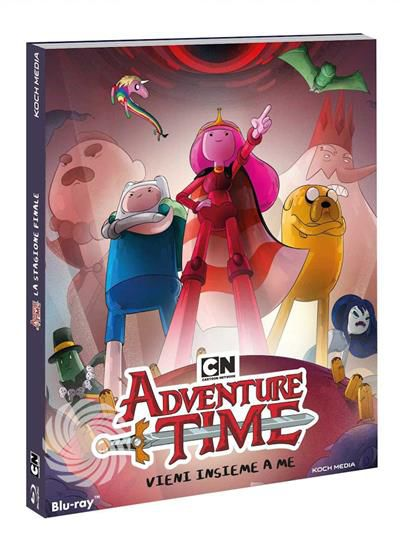 Adventure time - Vieni insieme a me - Blu-Ray - thumb - MediaWorld.it