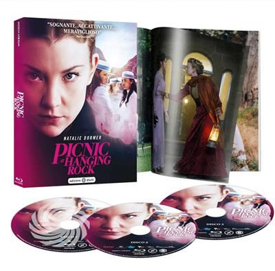 Picnic at hanging rock - Blu-Ray - thumb - MediaWorld.it