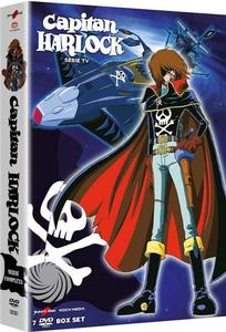Capitan Harlock - DVD - thumb - MediaWorld.it