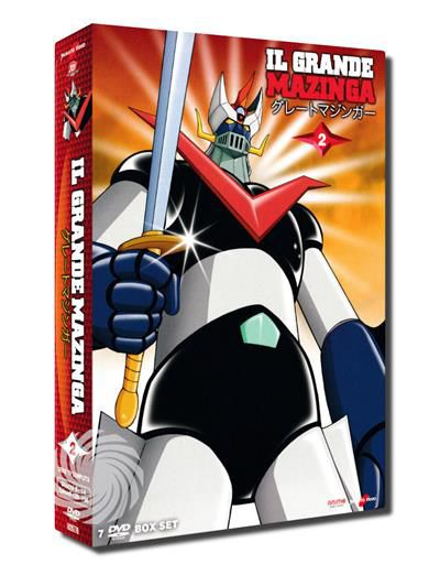 Il grande Mazinga - DVD - thumb - MediaWorld.it