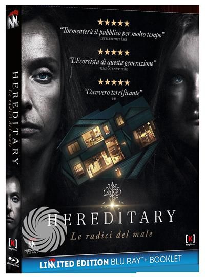 HEREDITARY - LE RADICI DEL MALE - Blu-Ray - thumb - MediaWorld.it