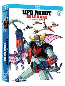 UFO ROBOT GOLDRAKE - Blu-Ray - MediaWorld.it