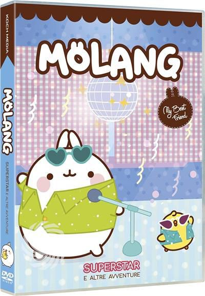 Molang - Molang superstar - DVD - thumb - MediaWorld.it