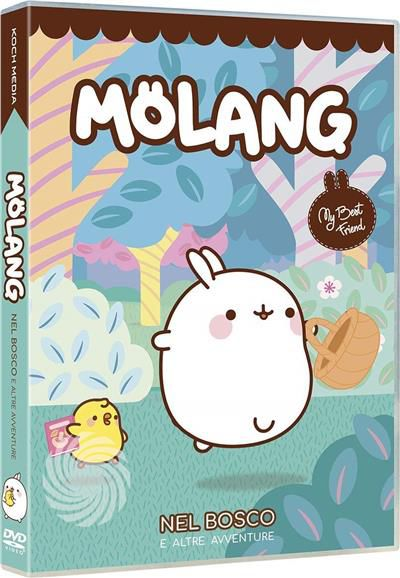 Molang - Molang nel bosco - DVD - thumb - MediaWorld.it