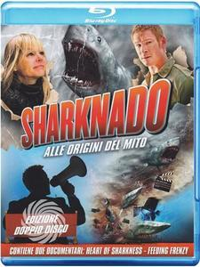 SHARKNADO - ALLE ORIGINI DEL MITO - Blu-Ray - thumb - MediaWorld.it