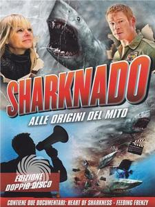 SHARKNADO - ALLE ORIGINI DEL MITO - DVD - thumb - MediaWorld.it