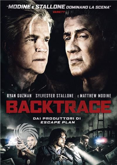 BACKTRACE - DVD - thumb - MediaWorld.it