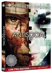 Antisocial 1-2 - DVD - thumb - MediaWorld.it