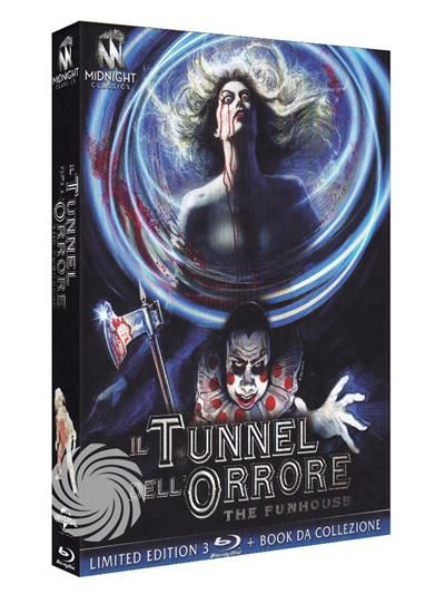 IL TUNNEL DELL'ORRORE - THE FUNHOUSE - Blu-Ray - thumb - MediaWorld.it