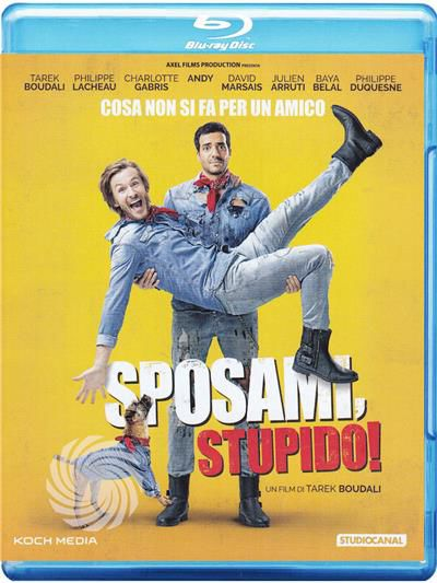 SPOSAMI, STUPIDO! - Blu-Ray - thumb - MediaWorld.it