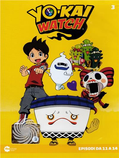 Yo-Kai watch - DVD - thumb - MediaWorld.it