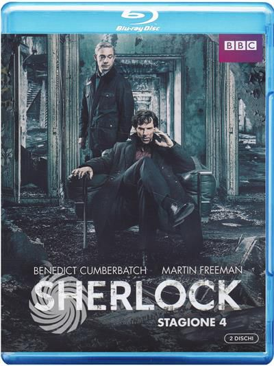 Sherlock - Stagione 04 - Blu-Ray - thumb - MediaWorld.it