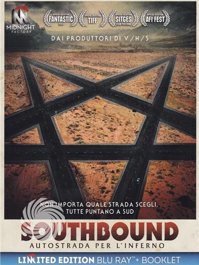 Southbound - Autostrada per l'inferno - Blu-Ray - thumb - MediaWorld.it