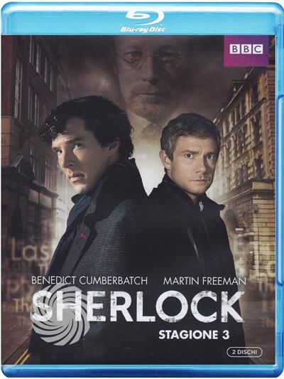 Sherlock - Stagione 03 - Blu-Ray - thumb - MediaWorld.it