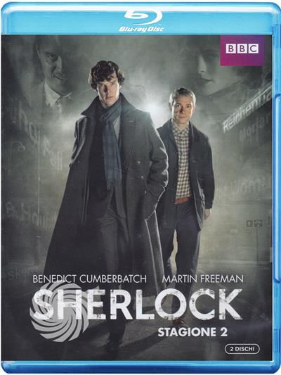 Sherlock - Stagione 02 - Blu-Ray - thumb - MediaWorld.it