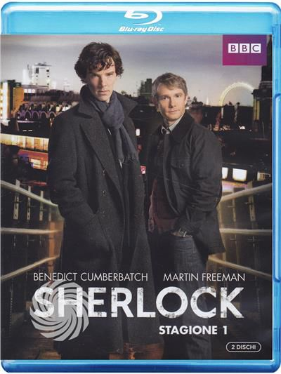 Sherlock - Stagione 01 - Blu-Ray - thumb - MediaWorld.it