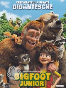 BIGFOOT JUNIOR - DVD - thumb - MediaWorld.it