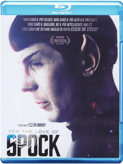 FOR THE LOVE OF SPOCK - Blu-Ray - thumb - MediaWorld.it