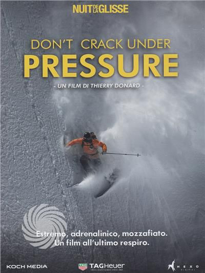 DON'T CRACK UNDER PRESSURE - DVD - thumb - MediaWorld.it
