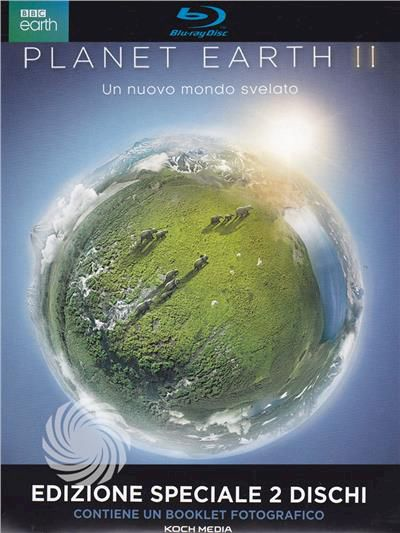 PLANET EARTH II - Blu-Ray - thumb - MediaWorld.it