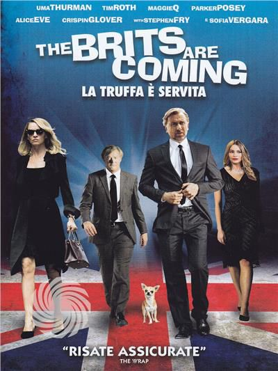 THE BRITS ARE COMING - LA TRUFFA E' SERVITA - DVD - thumb - MediaWorld.it