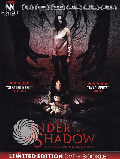 UNDER THE SHADOW - IL DIAVOLO NELL'OMBRA - DVD - thumb - MediaWorld.it
