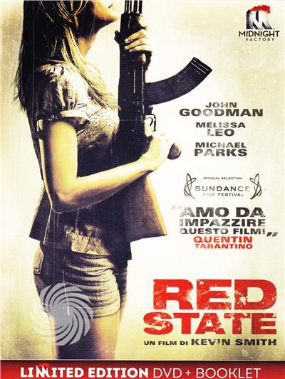 Red state - DVD - thumb - MediaWorld.it