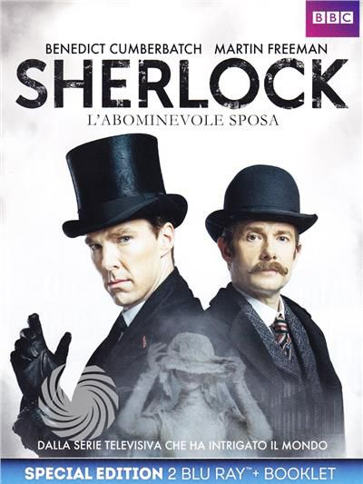 Sherlock - L'abominevole sposa - Blu-Ray - thumb - MediaWorld.it