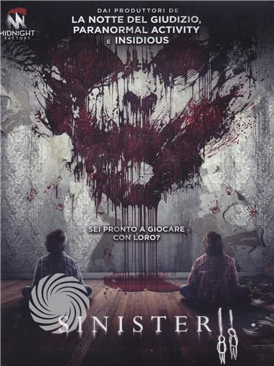 Sinister 2 - DVD - thumb - MediaWorld.it