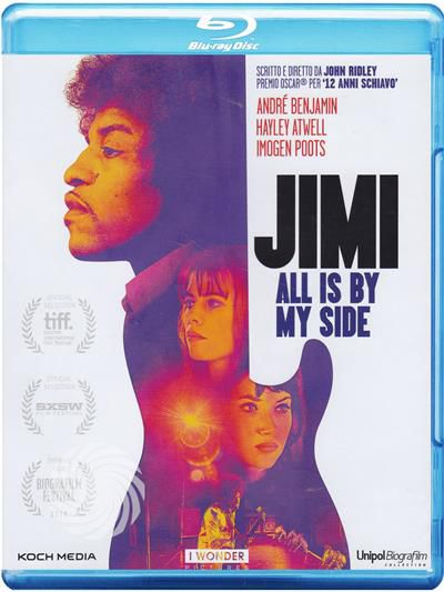Jimi - All is by my side - Blu-Ray - thumb - MediaWorld.it