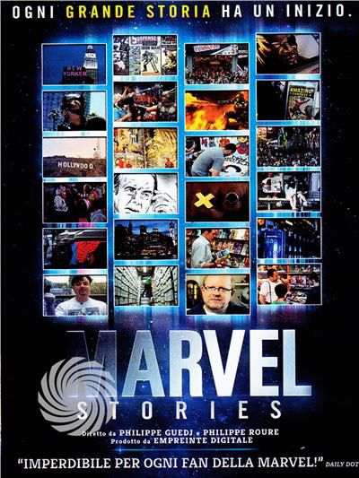 MARVEL STORIES - DVD - thumb - MediaWorld.it