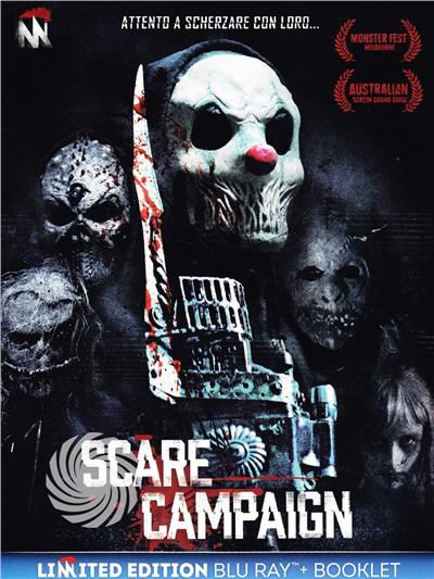 SCARE CAMPAIGN - Blu-Ray - thumb - MediaWorld.it