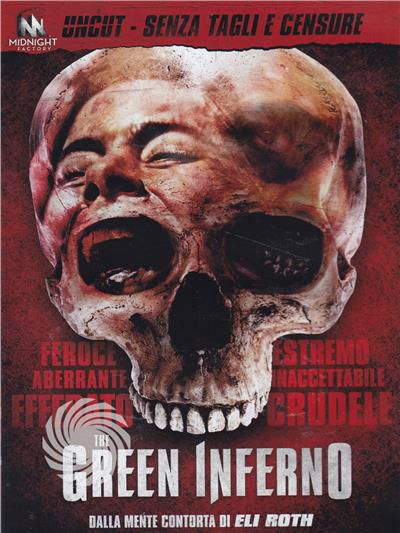 The Green Inferno - DVD - thumb - MediaWorld.it