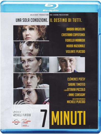 7 minuti - Blu-Ray - thumb - MediaWorld.it