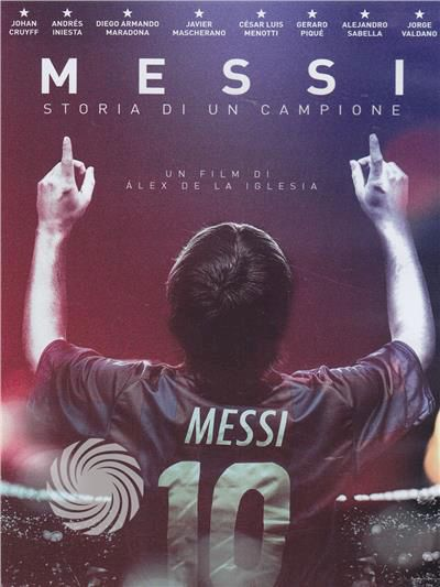 Messi - Storia di un campione - DVD - thumb - MediaWorld.it