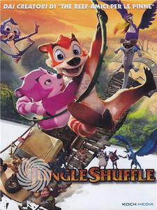 Jungle shuffle - DVD - thumb - MediaWorld.it