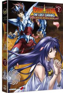 THE LOST CANVAS - STAGIONE 02 - DVD - thumb - MediaWorld.it