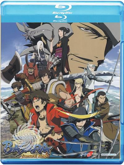 Sengoku Basara - Samurai kings - Blu-Ray - Stagione 1 - thumb - MediaWorld.it