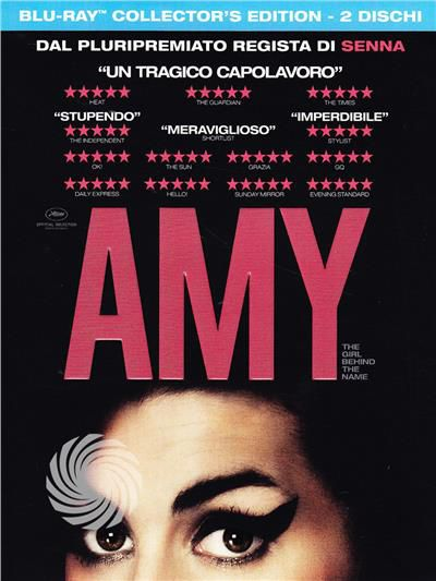 Amy - The girl behind the name - Blu-Ray - thumb - MediaWorld.it