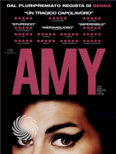 Amy - The girl behind the name - DVD - thumb - MediaWorld.it