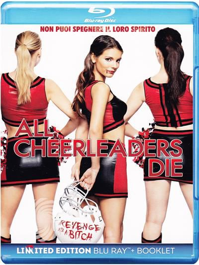 All cheerleaders die - Blu-Ray - thumb - MediaWorld.it