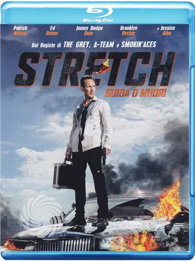 Stretch - Guida o muori - Blu-Ray - thumb - MediaWorld.it