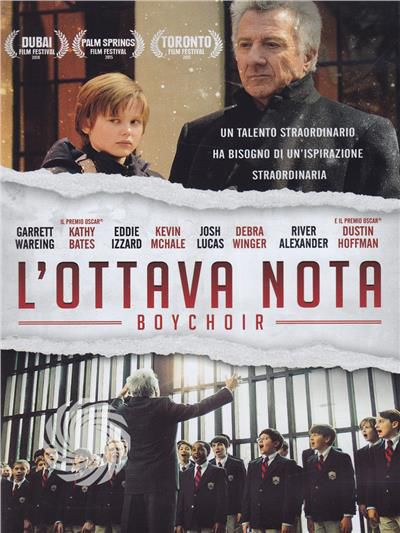 L'ottava nota - Boychoir - DVD - thumb - MediaWorld.it