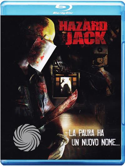 Hazard Jack - Blu-Ray - thumb - MediaWorld.it