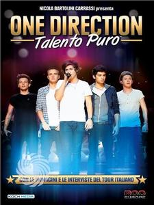 One Direction - Talento puro - DVD - thumb - MediaWorld.it