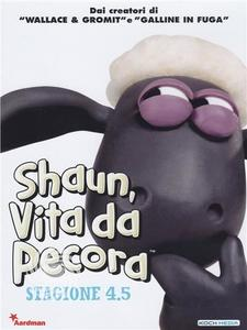 Shaun, vita da pecora - DVD - Stagione 4,5 - thumb - MediaWorld.it