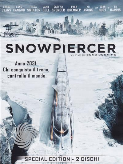 Snowpiercer - DVD - thumb - MediaWorld.it