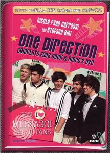 One Direction - Complete fans book & more - DVD - thumb - MediaWorld.it