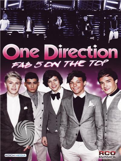 One Direction - Fab 5 on the top - DVD - thumb - MediaWorld.it