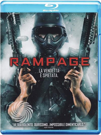 Rampage - Blu-Ray - thumb - MediaWorld.it